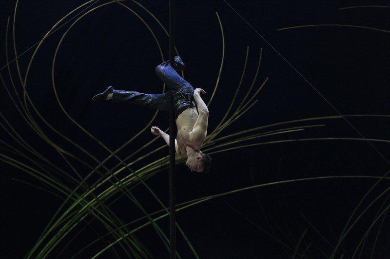 Els espectacles del Cirque du Soleil són coneguts internacionalment