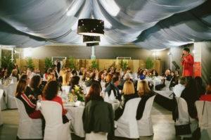 Celebració de la desena Trobada Dones d'Empresa