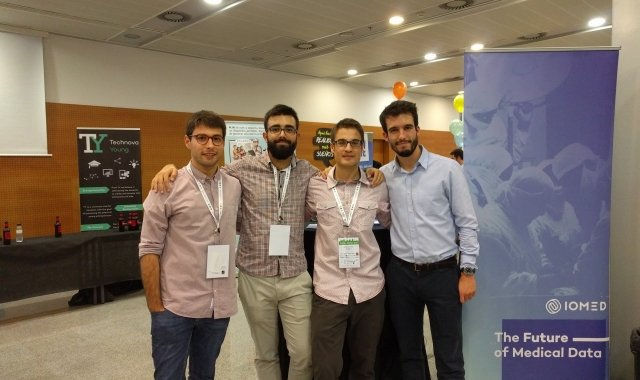 Iomed is one of the startups from the IQS Tech Factory