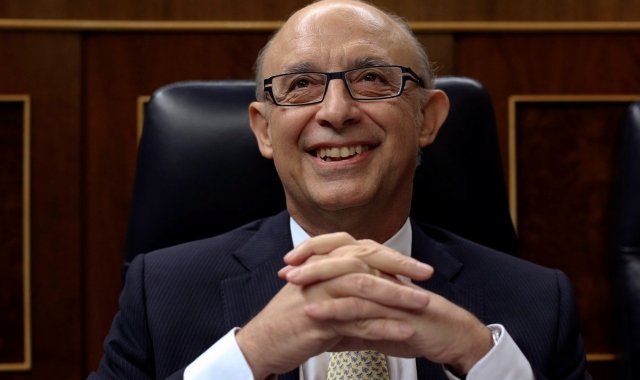 El ministre d'Hisenda, Cristóbal Montoro