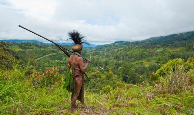 La diversitat de valls profundes ha afavorit el multilingüisme a Papua Nova Guinea