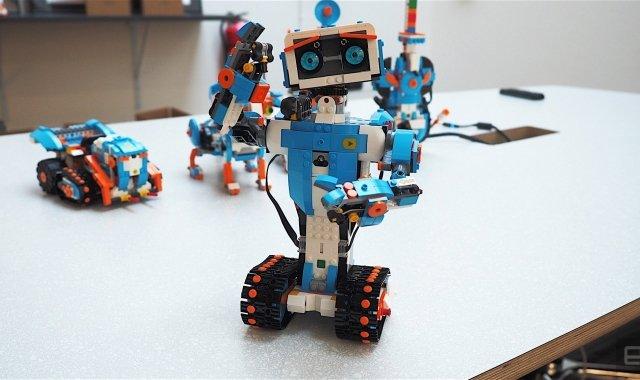 Boost, un 'gadget' per quan els Lego cobren vida