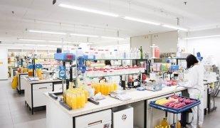 El centre de desenvolupament tecnològic de Schweppes Suntory a Tordera