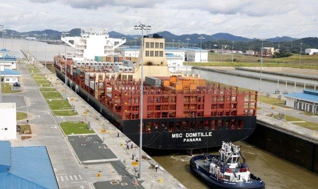 El canal de Panamà