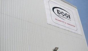 Una de les fàbriques de Dogi