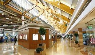 El centre comercial Montigalà de Badalona