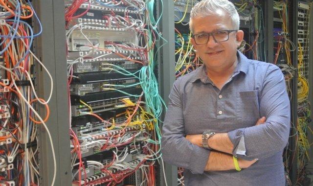 Benjamí Villoslada és un dels co-fundadors de Menéame