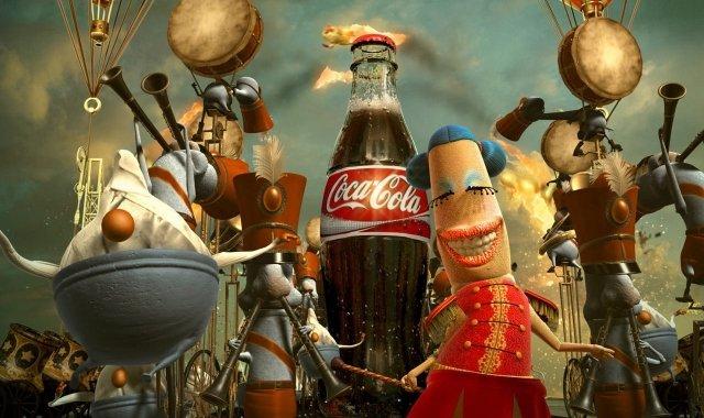 Coca-cola ha aconseguit que la felicitat sigui la seva principal etiqueta
