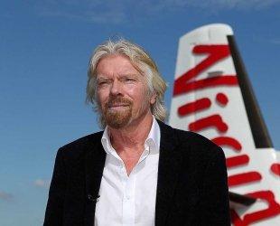 Richard Branson, fundador de Virgin Atlantic Airlines