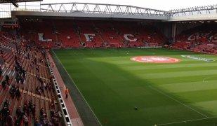 L'estadi d'Anfield és una icona del Liverpool FC...on qui primer hi jugava era l'Everton FC