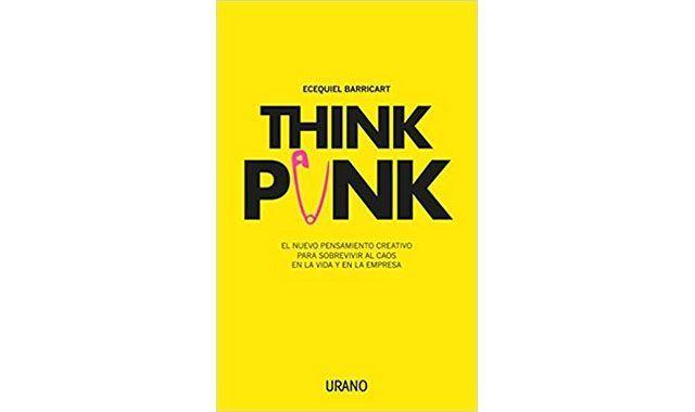 Portada llibre Think Punk