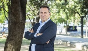 Oriol Segarra és el CEO d'Uriach   Àngel Bravo