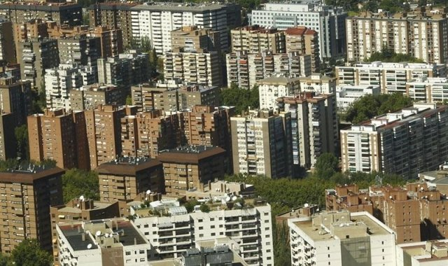 El preu de l'habitatge lliure registra l'augment més important des del 2007
