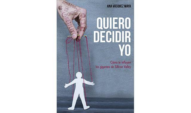 Portada del llibre d'Ana Vásquez