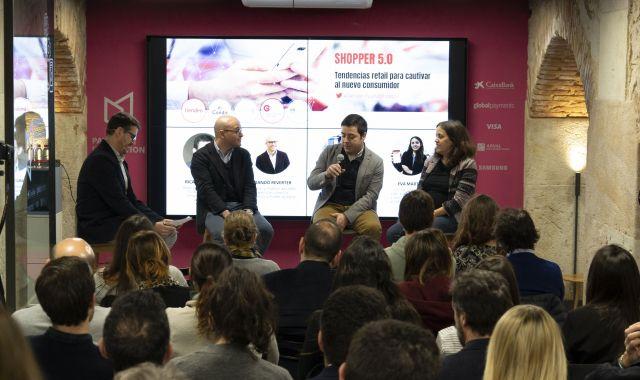 Els ponents debaten sobre el nou consumidor digital