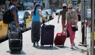 El turisme s'ha convertit en un dels grans èxits de l'economia catalana