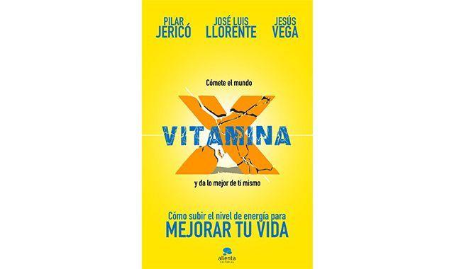 Portada del llibre Vitamina X