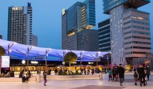 El centre comercial Diagonal Mar es troba al barri del 22@
