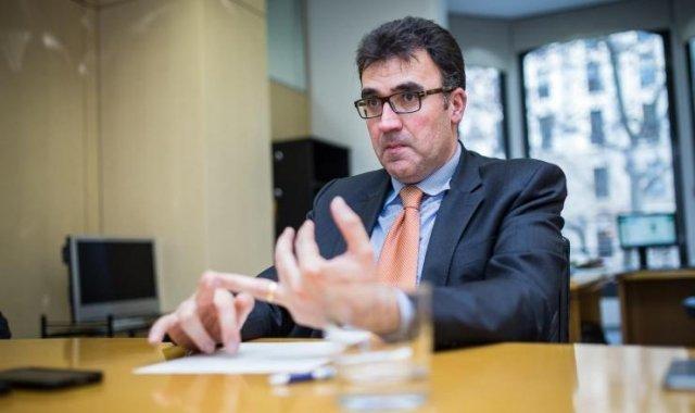 El secretari d'Hisenda català, Lluís Salvadó