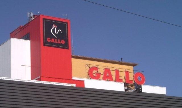 Gallo concentra tota la seva producció a Granollers
