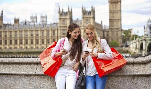 Londres es consolida com la millor destinació europea pel turisme de compres