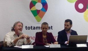 Presentació del nou web de l'ACI Tot A Mà de Santa Coloma de Gramenet