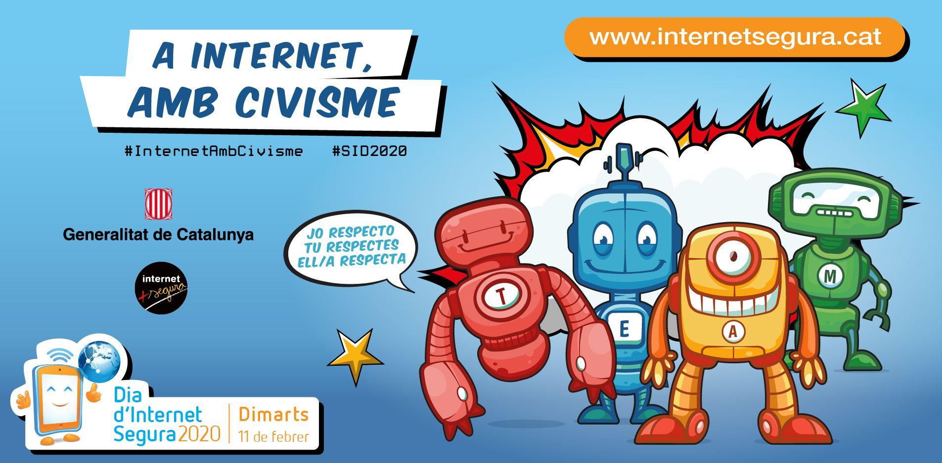 A Internet, amb civisme. | TERMCAT
