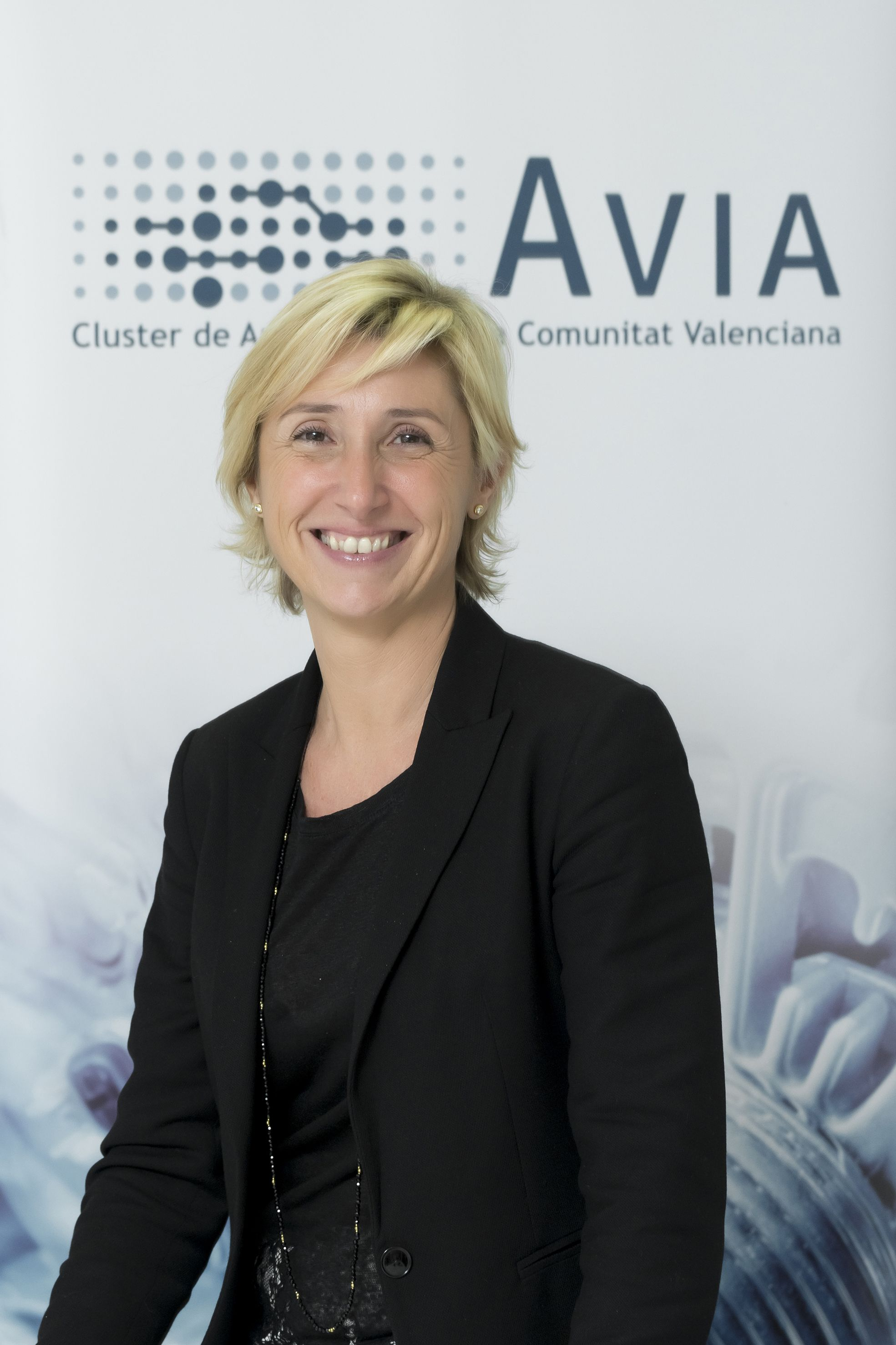 Mónica Alegre, directora comercial de Industrias Alegre i presidenta d'AVIA | Cedida