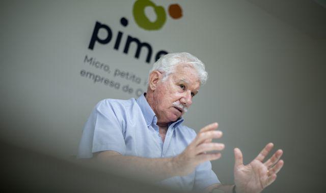 L'empresari i president de la comissió d'Energia de Pimec, Joan Vila   Àngel Bravo