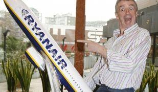 El polèmic CEO de Ryanair, Michael O'Leary