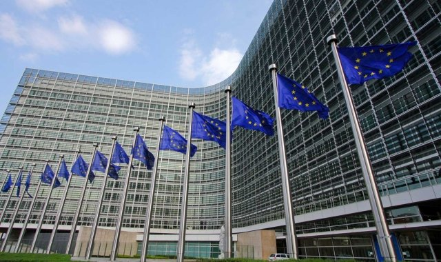 L'edifici de la Comissió Europea