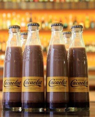 Cacaolat va iniciar la internacionalització el 2013
