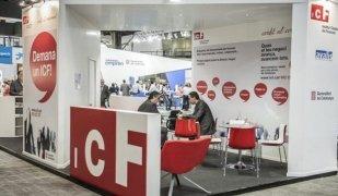 L'ICF participa en fires com l'Advanced Factories i el Biz Barcelona