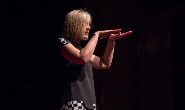 """""""It's time to shift balance! (És l'hora d'equilibrar la balança) ha estat el lema del TedxBarcelona Women"""