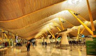 L'aeroport Adolfo Suárez Madrid-Barajas