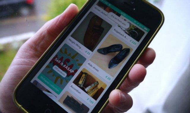 Wallapop és una app per vendre objectes de segona mà per geolocalització