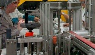 Instal·lacions d'Àuria Cosmètics a Igualada