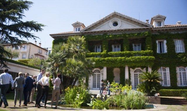 L'escola IESE a Barcelona