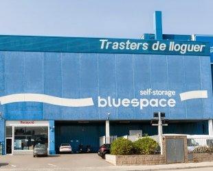 Un dels centres de trasters de Bluespace