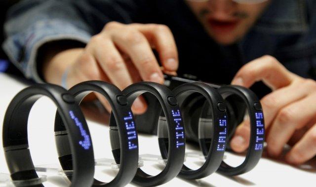 Els braçalets de Nike per fer esport