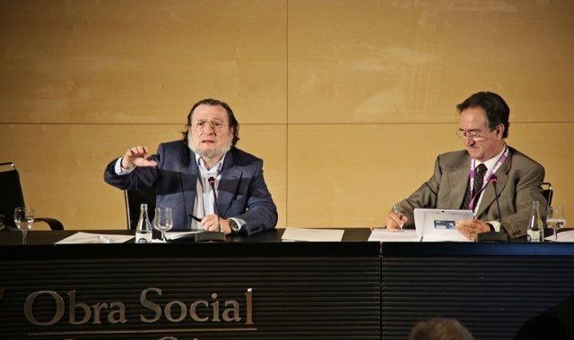 Santiago Niño Becerra a la 13a Diada de les Telecomunicacions