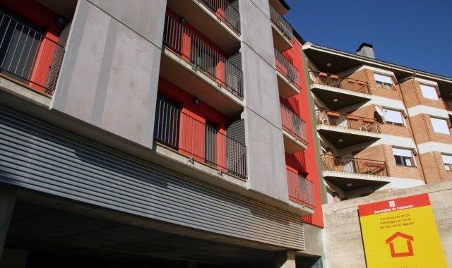 Catalunya, la comunitat amb més execucions hipotecàries sobre habitatge