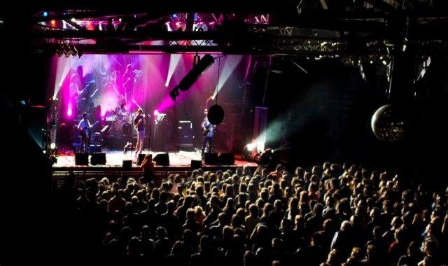El grup Manel en concert