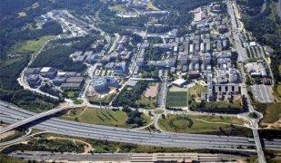 El campus universitari de la UAB