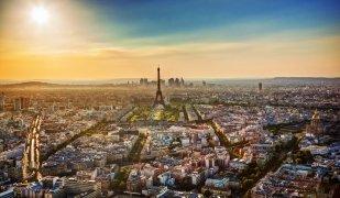 París i la Torre Eiffel, principals atractius de França