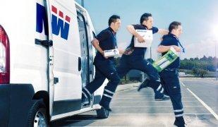 MRW és una de les principals empreses de transport urgent