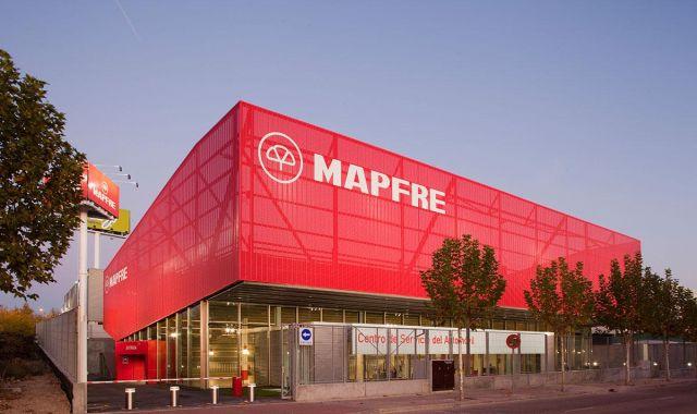 Edifici de la companyia Mapfre