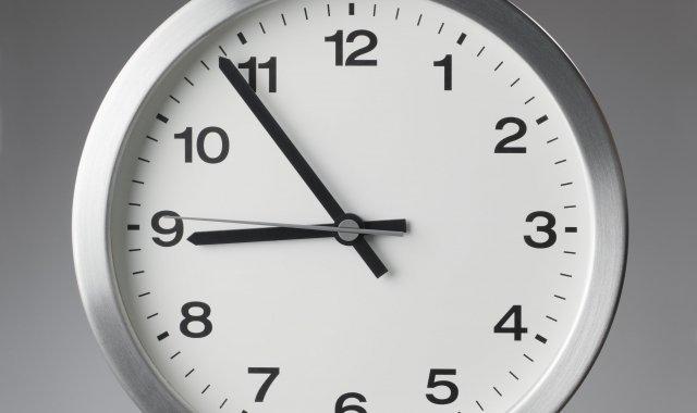 La gestió del temps és important