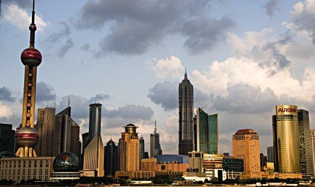 Xangai, pol econòmic de la Xina