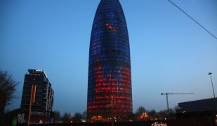 La torre Agbar és l'edifici proposat per acollir l'EMA